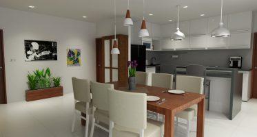 Interiér RD - Kuchyně